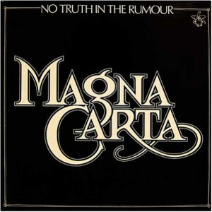 Album cover for 'No Truth in the Rumour' (1979)