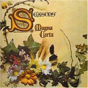 Album cover for 'Seasons' (1970)